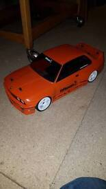 Hpi rs4 sport rc car