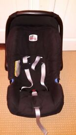 Britax car seat with Isofix 0-13kg