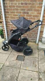 Graco tandem duo trekker pushchair