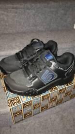 Fiveten flat pedal shoes