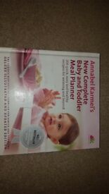 Annabel Karmel Baby & Toddler Meal Planner