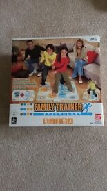 Wii family trainer