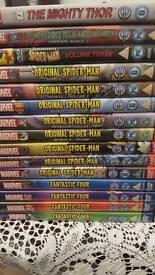 15 marvel dvds bulk buy