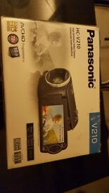HD VIDEO CAMERA PANASONIC
