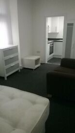 L13 Lovely ground floor studio flat available now
