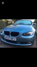 BMW e92 2.0i petrol 2007 102000mi