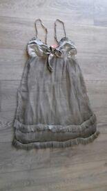 Dress Womens summer size 10 BSB