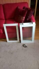 4x Ikea Glassvik doors
