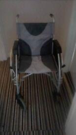 Full size wheelchair