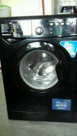 Indesit washer 8kg 1200 spin £120 ono