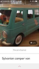 Sylvanian Camper Van