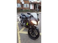 New Suzuki SV 650 SL2 for sale with 450 miles only