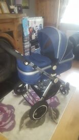 Isafe 2 in 1 Travel System