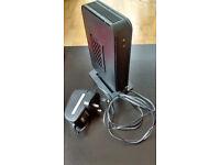 NETGEAR VMDG280 Wireless Router - in working order