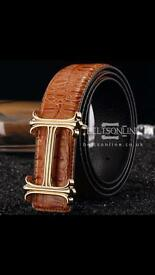 Designer Belts For Men and Women