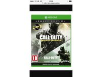 Call of duty legacy edition infinite warfare and modern warfare