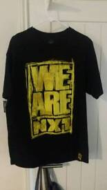 WWE NXT LARGE T SHIRT