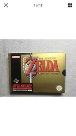 Legend of Zelda rare retro game