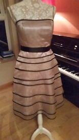 debut dress size 10