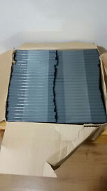 Caanalienterprise | Empty Rigid Single Dvd Cases x100 pieces