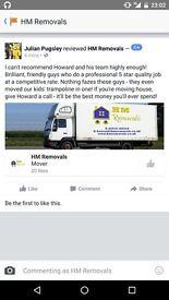 Removals or man & van service