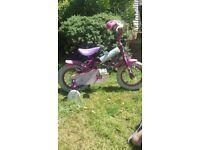 Girls/Toddler Bike