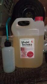 Modelsport Nitro Buggy Truggy Fuel slightly less than 1 gallon
