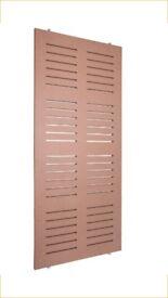 Pine room divider