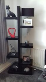 Modern display unit in very good condition