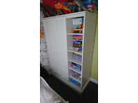 SOLID WOOD HANDMADE CHILDREN'S WARDROBE