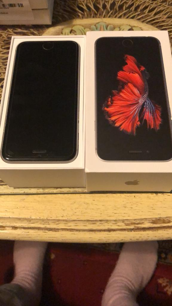 iPhone 6s 64gb Space Grey Boxed Like New Unlocked