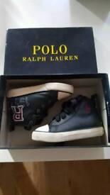 Ralph Lauren Baby Shoes 5 UK