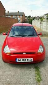 2008 08 plate.. ford ka 1.3