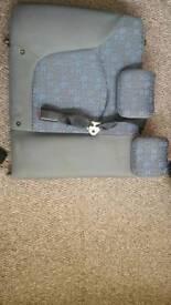 Chevrolet matiz rear seat replacement