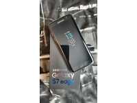 Black SIM Free Samsung Galaxy s7 Edge and s7 £260