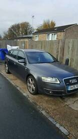 Audi A6 sline for sale