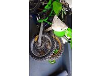 KX 80/85 Big Wheel Spring Project £400 ovno