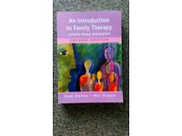 An Introduction to Family Therapy book