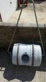 Caravan fresh water hog barrel