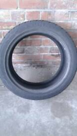 Sunny Tyre 225 45 17 6mm Tread FITTED