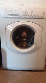 Hotpoint 6kg HSTB621 washing machine. Excellent condition Nuthall