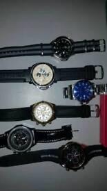 Watches. Job lot