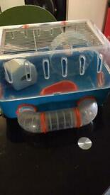 Hamster cage (used
