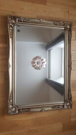 Antique design mirror