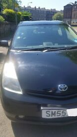 hybrid TOYOTA 2005 HYBRID FULL 1 YEAR MOT . ROAD TAX £10 A . YEAR SERVICED GREAT CONDTION!!!
