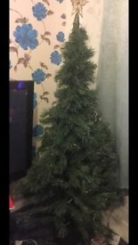 6ft Fibreoptic Christmas Tree