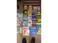 children foreign language books and materials. Spanish, French, Italian and German.