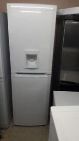 **BEKO**FRIDGE FREEZER**FROST FREE**A RATED**WATER DISPENSER**COLLECT\DELIVERY**1 YEAR OLD*NO OFFERS