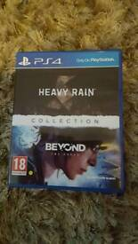 Ps4 Heavy rain and beyond