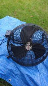 Honeywell HV140 14-Inch Commercial Grade Floor Fan